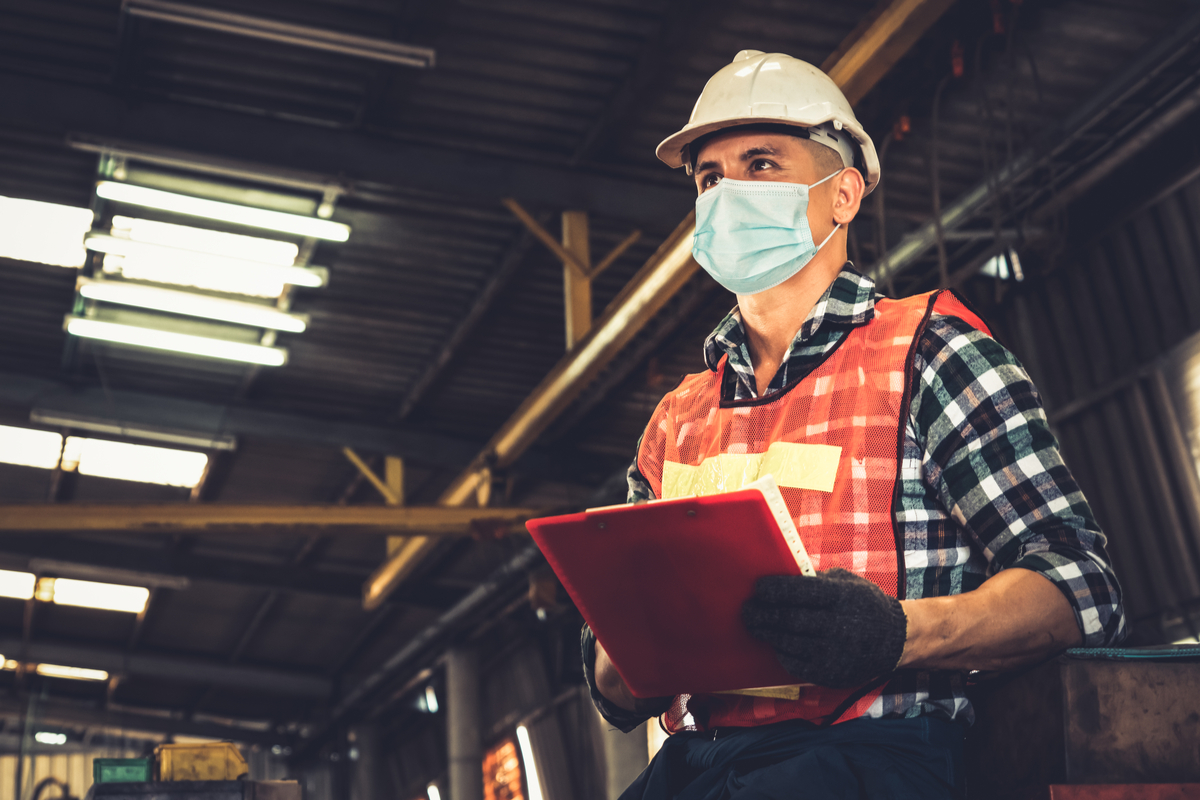 Managing construction cash flow during pandemic.